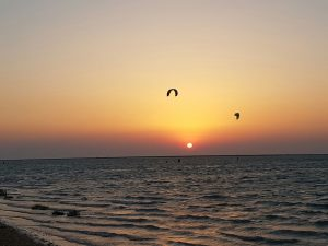 Flykitesurf Center in Ras Sudr